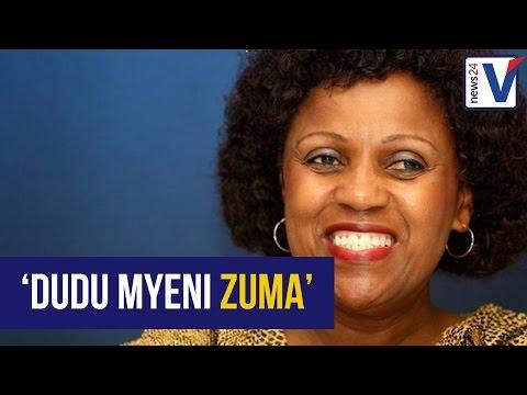 Malema needles Zuma on SAA chair Dudu Myeni