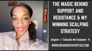 SUPPORT AND RESISTANCE: How to Recognize Them & Trade with MY WINNING SCALPING STRATEGY