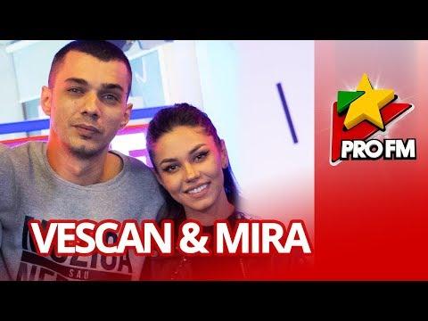 VESCAN Feat. MIRA - Ce-o Fi, O Fi   ProFM LIVE Session