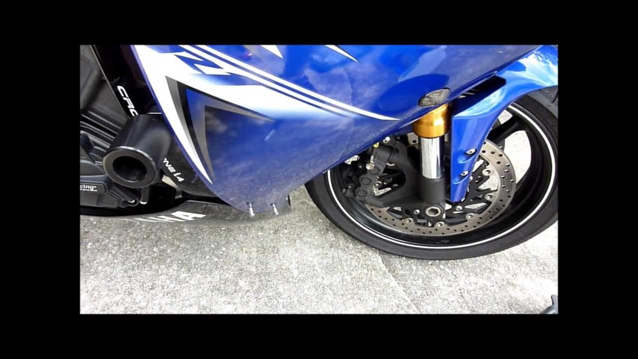 Yamaha Coolant Change