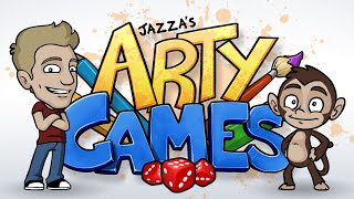Jazza's Arty Games