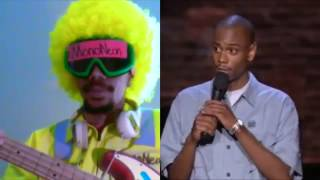 "MonoNeon: Dave Chappelle - ""Baby Selling Weed In The Morning"""