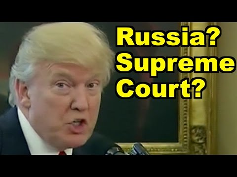 [EDITED] Trump, Russia, Supreme Court - Bill Maher, Mitch McConnell MORE! LV Sunday Clip Roundup 206