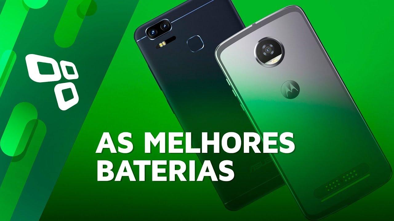4d437ff031f Os 7 smartphones com as melhores baterias que testamos (1º semestre de  2017) - TecMundo