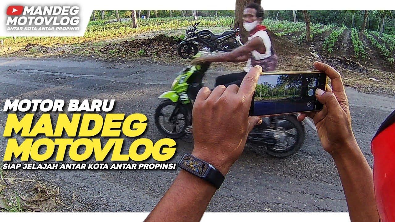 Alhamdulillah dan Terima Kasih - Motovlog Gunungkidul Nganyari Motor