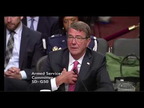 Sen. King - Senate Armed Services Committee - JASTA 99_22_16