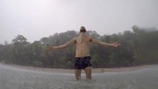 VLOG#68 - Swimming in the Rain - Last Day in Costa Rica