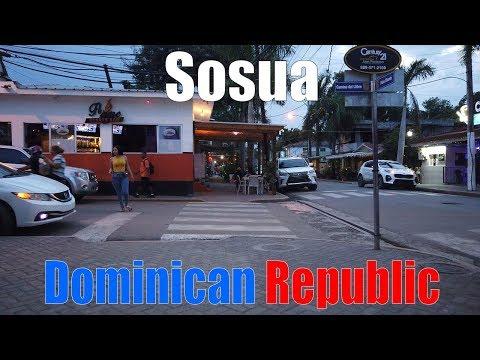Sosua Dominican Republic   Pedro Clisante   (Recommended) 4k Video