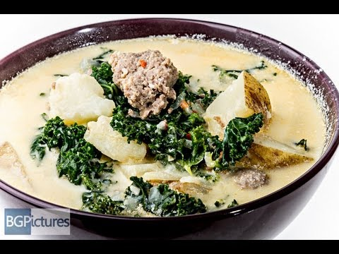 Healthy Eating Recipe Olive Garden Zuppa Toscana Soup