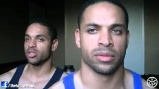 TMW Did I Do Something Wrong: Sore 4-5 Days After Workout @hodgetwins