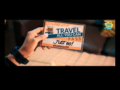 Want to travel for FREE? Join #JuanforFun2017!