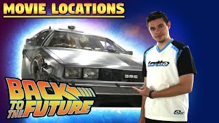 Movie Locations - Back to the future