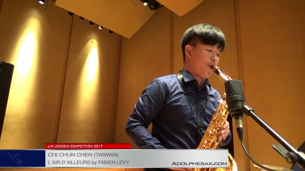 Londeix 2017 - Chi Chun Chen (Taiwan) - L'air d'ailleurs by Fabien Levy