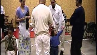 Random Kids at Praise and Worship.wmv