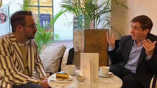 Auf einen Kaffee mit ... Nicholas Milton! (GSO Media) | Göttinger Symphonie Orchester