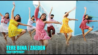 Download Tere Bina - Zaeden | Contemporary Dance | Stance Dance Studio Choreography Mp3 and Videos