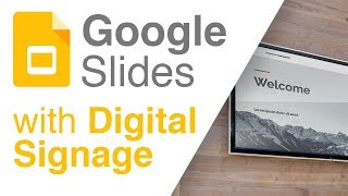 How to display Google Slides on any TV or display