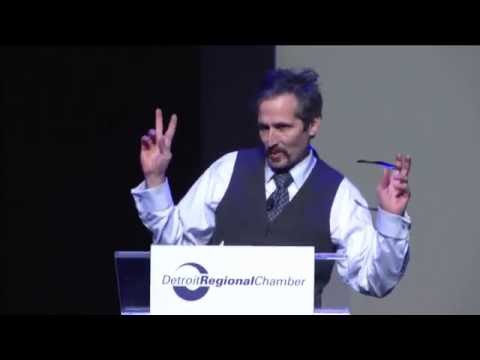 2015 Detroit Policy Conference: Charlie LeDuff