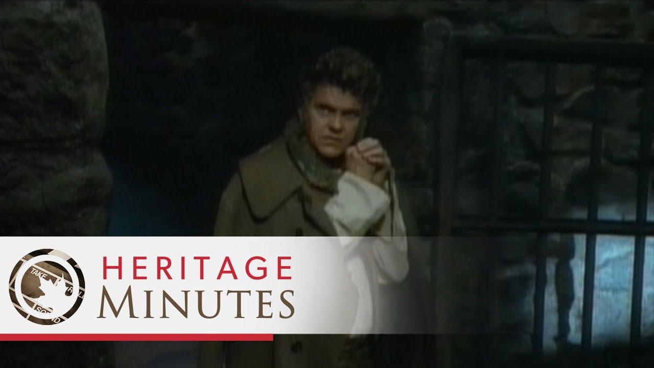 Heritage Minutes: Étienne Parent