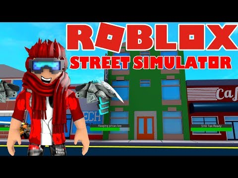 MIN EGEN GADE!? Street Simulator