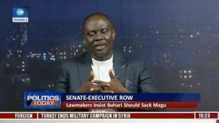 Politics Today Analysing Senate-Executive Face-Off With Dele Momodu And Kasim Afegbua