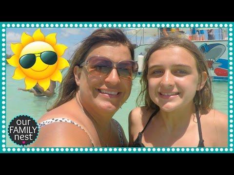 LAST DAY IN PARADISE | SNORKELING IN PUNTA CANA | KARLI FINALLY VLOGS