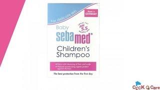 Sebamed Children's Shampoo : ClickOnCare.com