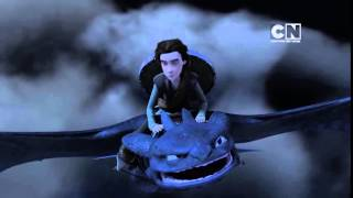 DreamWorks Dragons: Defenders of Berk - A View to a Skrill, Part II (Preview) Clip 1