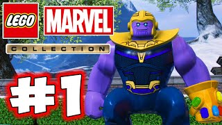 LEGO Marvel Collection | LBA - Episode 1 - Marvel Superheroes 2!