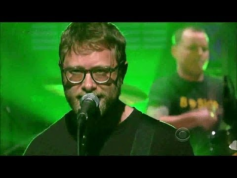 "[HD] Red Fang - ""Blood Like Cream"" 1/10/14 David Letterman"