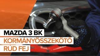 Mazda CX-5 KF szerelési kézikönyv online