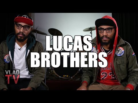 Lucas Brothers on Playing the Villains on 22 Jump Street, Their Netflix Special Part 5