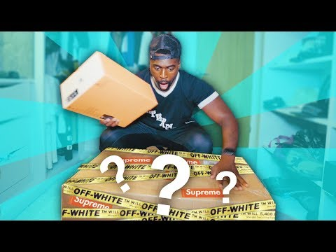 Unboxing A £4000 HypeBeast Shoe Mystery Box