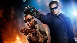Флэш против Капитана Холода и Тепловой Волны (Flash vs Captain Cold and Heat Wave)