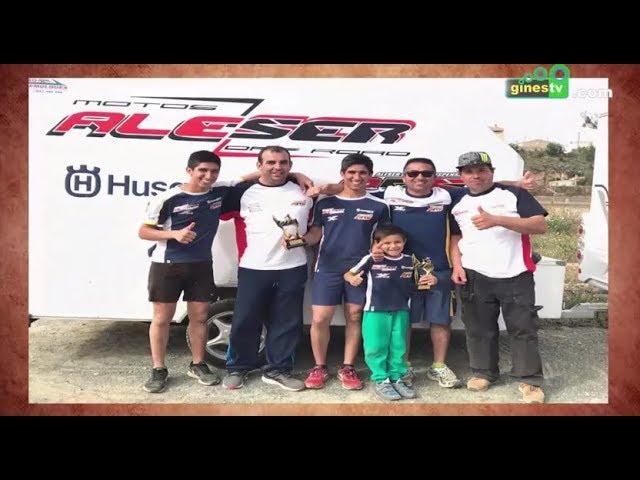 El club de Gines 'Los Moteros del Sur Ecologista' logra el Campeonato de España de 'Cross Country'