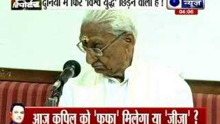 VHP Ashok Singhal: Hindu values will be restored in country