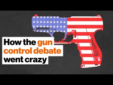 The Second Amendment: How the gun control debate went crazy | Kurt Anderson