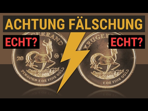gold-fÄlschung!-welche-krügerrand-münze-ist-echt?-achtung!