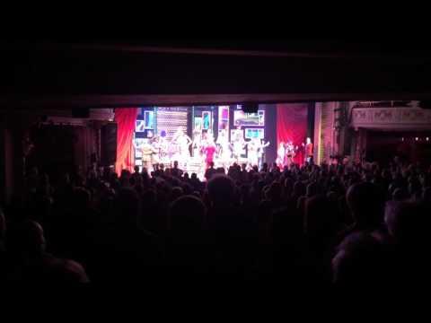 Kinky Boots closing night in Toronto .... We love Kinky Boots