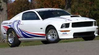 Ford Mustang FR500CJ Cobra Jet Videos
