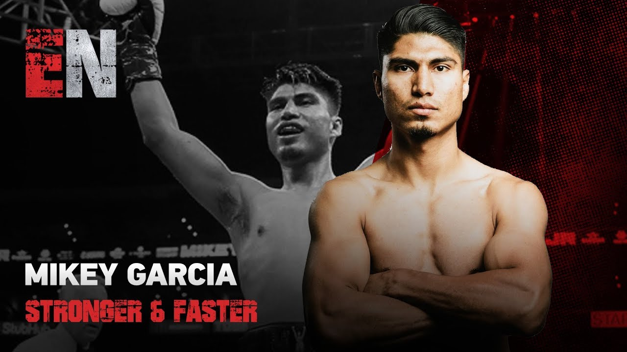 Sick Drill For Hand Speed Mikey Garcia SNAC Workout- EsNews Boxing