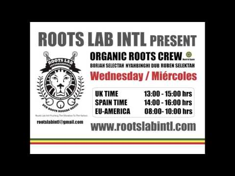Organic roots crew in roots lab session 23-04-2013