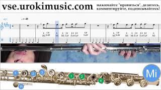 Уроки флейты Camila Cabello - All These Years Ноты Самоучитель um-ih821