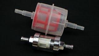 Топливные фильтры на мотоцикл с Aliexpress.