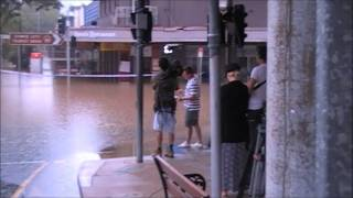 Gympie flood 11/01/2011