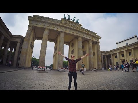 EPIC DAY IN BERLIN, GERMANY!