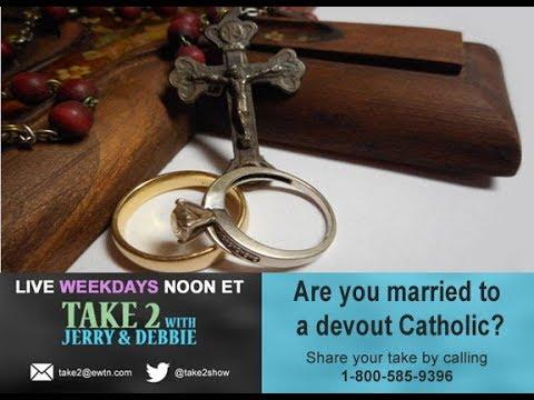 Take 2 with Jerry & Debbie - 8/21/17- 100% Catholic