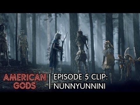 Episode 5 Clip: Nunnyunnini | American Gods