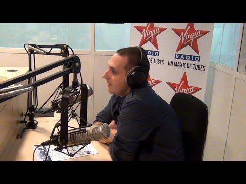 Emmanuel Fricero sur Virgin Radio Côte d'Azur