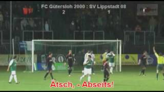 FC Gütersloh : SV Lippstadt 08